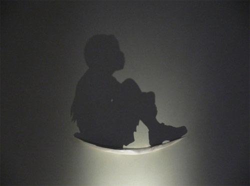 Het pad van de schaduwartiest – op weg van de schaduw naar het licht
